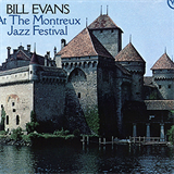 Bill Evans at the Montreux Jazz Festival