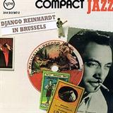 Django Reinhardt in Brussels
