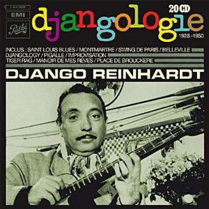 Djangologie 1928-1950, CD1
