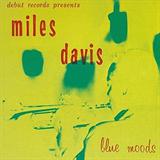 Blue Moods (July 9, 1955 rec.Van Gelder Studio, Hackensack, New Jersey)